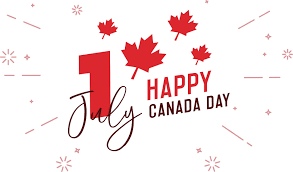 Canada Day – July 1, 2021