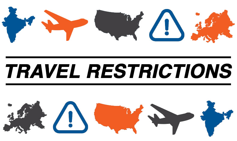 NEW MEASURES FOR TRAVELLERS
