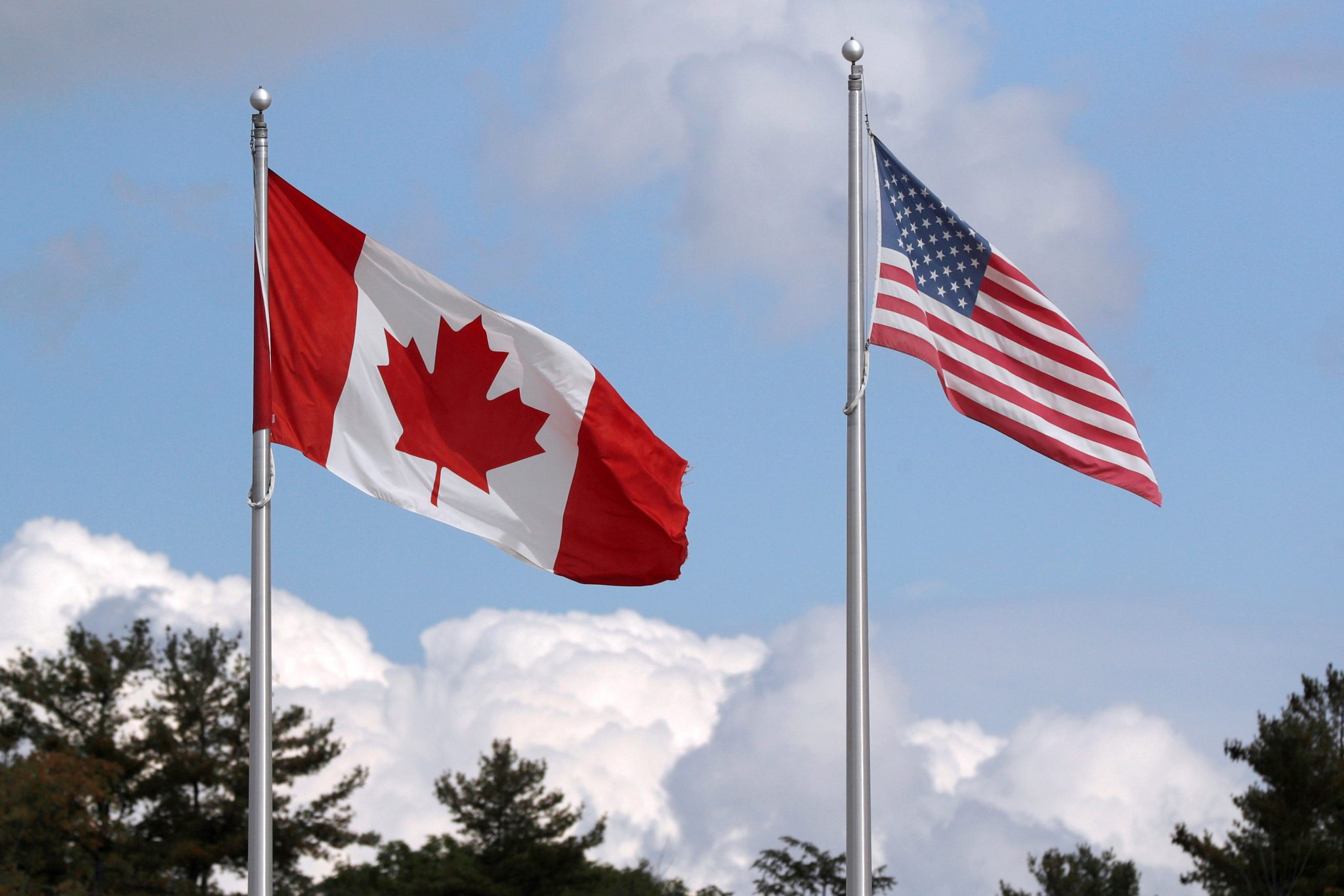 RE-OPENING OF THE US-CANADA BORDER MAY BE POSTPONED