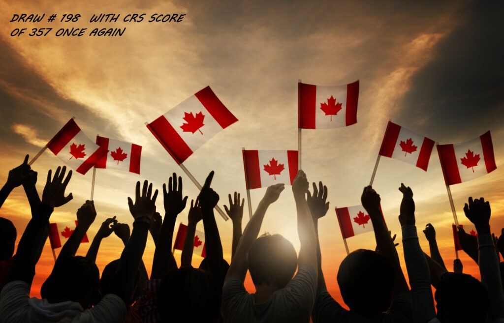 CANADA'S IMMIGRATION DEPARTMENT ANNOUNCED HUGE EXPRESS ENTRY DRAW FOR CEC CLASS