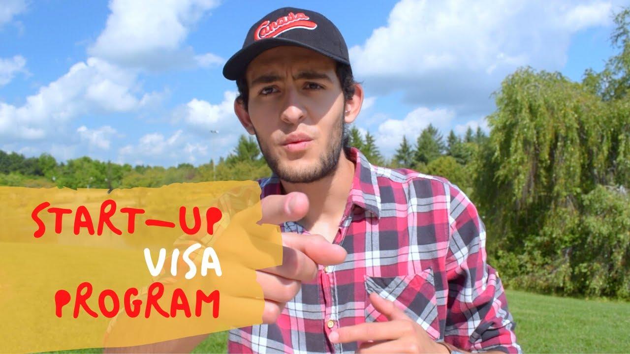 START-UP VISA TO CANADA